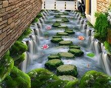 de pokój lotosu wodospad