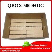 Yeni singapur qbox 5000hdc qbox hd alıcısı singapur kablo kutusu + USB WIFI İzle HD N3 futbol kanallar kablosu siyah kutu