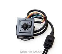 AHD/TVI/CVI/CVBS 4 in 1 HD 960P Mini Car Camera CCTV Camera with OSD Control