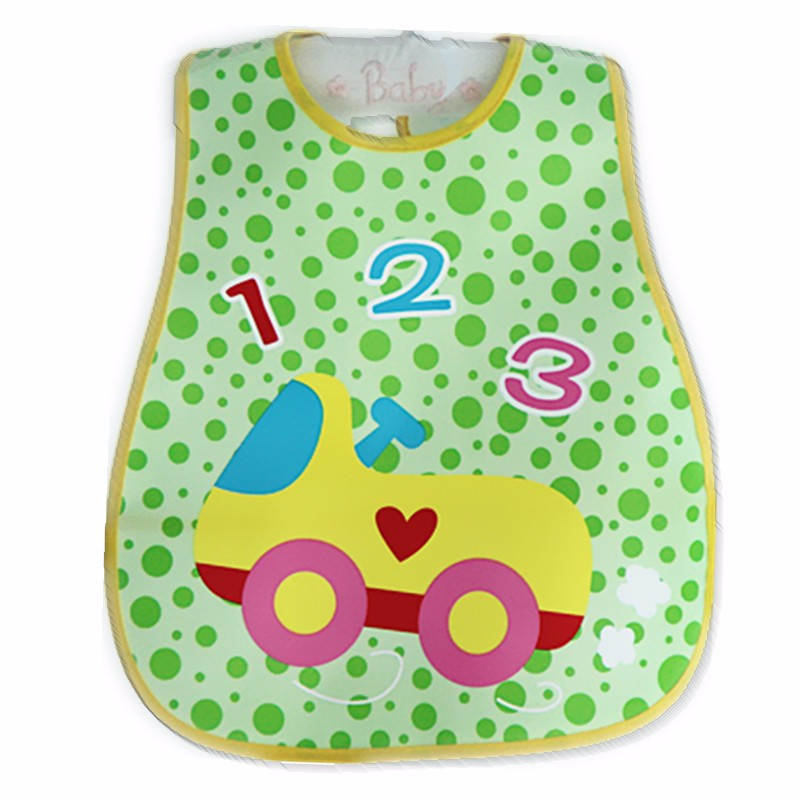 Mother Baby Bibs  More Kinds Color Cartoon Children Bibs Infant Burp Cloths 2016 Brand Clothing Towel Kids Clothing Accessories (4)