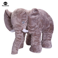 Wholesale Price Old Customer 5Color Elephant Soft Automotive Baby Sleep Pillow Baby Crib Foldable Baby Bed