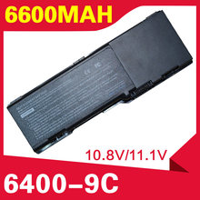 ApexWay 6600mAh  Laptop Battery For Dell  Inspiron 1501 6400  E1505 Latitude 131L Vostro 1000 312-0427 312-0428