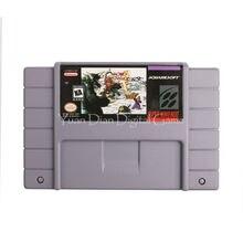 Nintendo sfc/snes игры картридж консоли карты chrono trigger сша английская версия