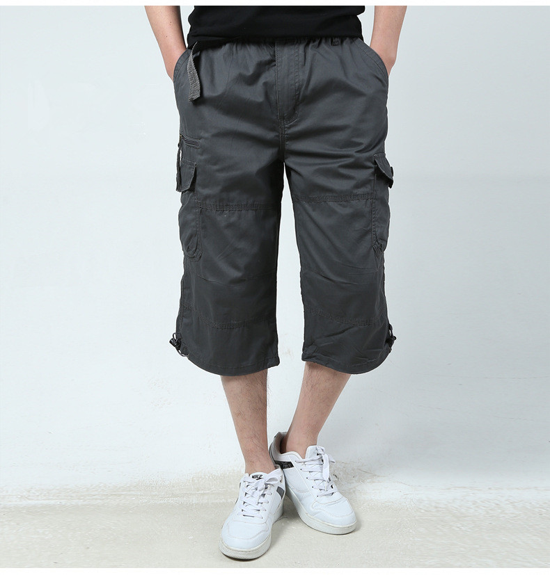 Popular Long Cargo Shorts Men-Buy Cheap Long Cargo Shorts Men lots ...