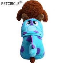Novelty Rushed Pet Dog Clothes Winter Dog Coats For Chihuahua Yorkshire Dragon Dog Custumes Size Xxs-l Freeshipping