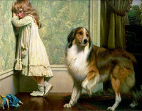 Full Diy Diamond Painting Cross Stitch People Round Diamond Mosaic Kits Diamond Embroidery Girl And Dog