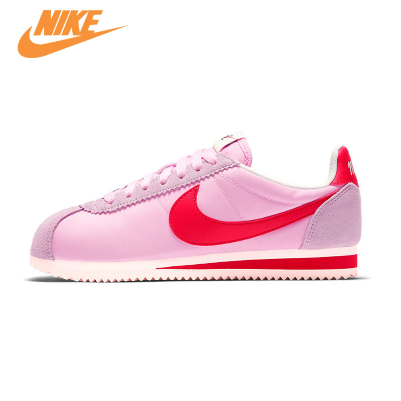 Original New Arrival Authentic Nike Classic Cortez Women's Running Shoes Sports Sneakers Trainers new arrival classic basketball shoes high top women shoes authentic comfortable trainers outdoor zapatillas