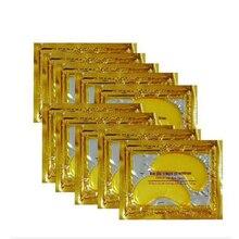 Коллаген Кристалл Золотой Глаз Маска Ужесточение и Подъема Маска Для Глаз