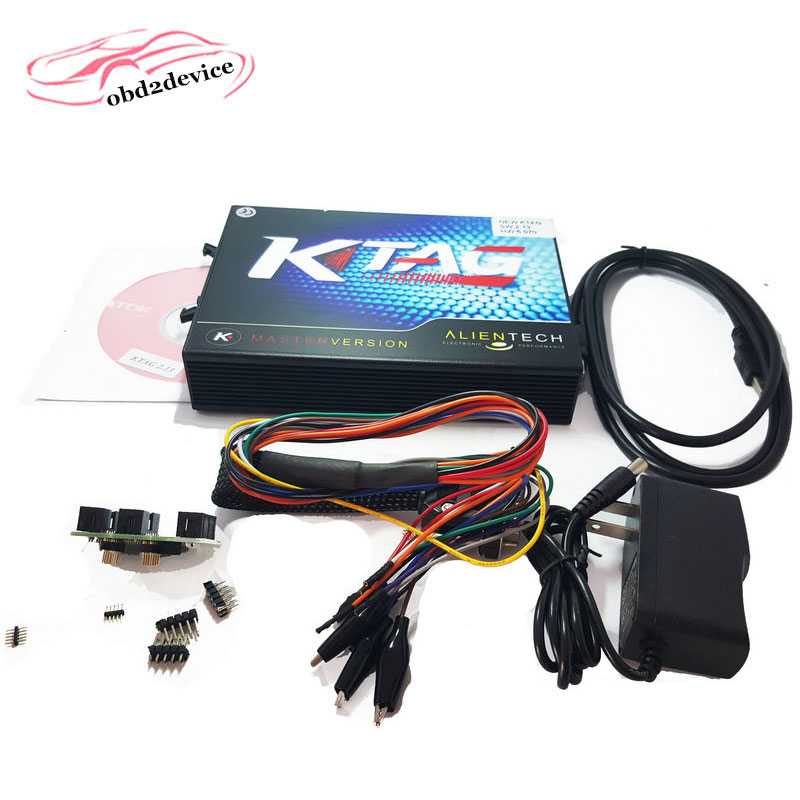 For car chip tuning KTAG K-TAG ECU Programming Tool Master KTAG K TAG V2.23 ECU Chip Turning no token limited 2016 top selling v2 13 ktag k tag ecu programming tool master version hardware v6 070 k tag unlimited tokens