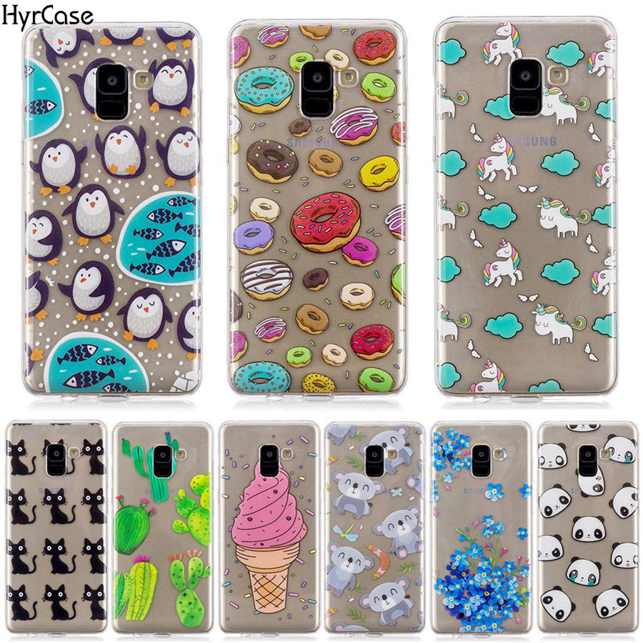 Cute Carton Bear Gel TPU Slim Soft Silicone Case For Samsung Galaxy S9 G9600 Cover Fundas Coque Bags For S 9