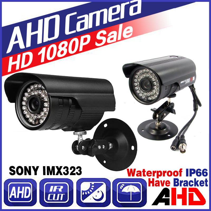Real HD 720P 960P Full 1080P Waterproof IP66 Day/N Security CCTV AHD Camera Indoor Outdoor IR-CUT Video 36led infrared Vision mini 1 3mp indoor and outdoor waterproof cctv security camera night vision cam 940nm infrared hd video camera 960p ahd camera