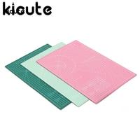 Kicute 1pc PVC Cutting Mat A3 Durable Self Healing Cut Pad Patchwork Tools Handmade Diy Accessory