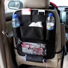 Auto Car Back Seat Magazine Hanging Organizer Multi-Pocket Storage Holder Bag Pocket for cars Vehicle
