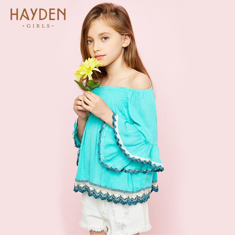 anteprima di nuovi prodotti per cerca l'originale HAYDEN adolescente ragazze vestito estivo 7 8 13 14 anni di ...