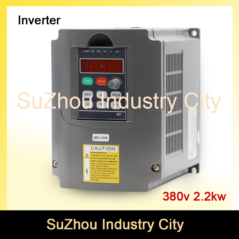 2,2KW 3HP Frequenzumrichter Variable Frequency Driver Close-Loop Capability AVR