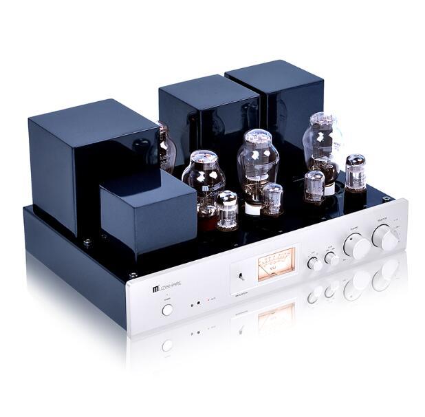MUZISHARE amplificateur à tube X-300B classe A double redresseur lampe amp MZSX300B