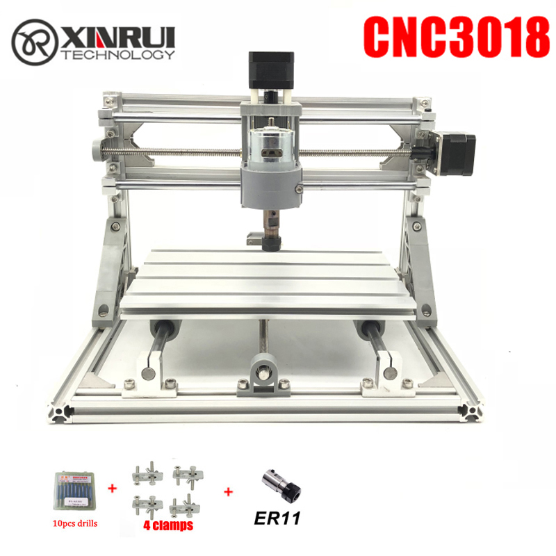 CNC3018 ER11,diy cnc engraving machine,Pcb Milling Machine,wood router,laser engraving,GRBL control,cnc 3018,best toys gifts