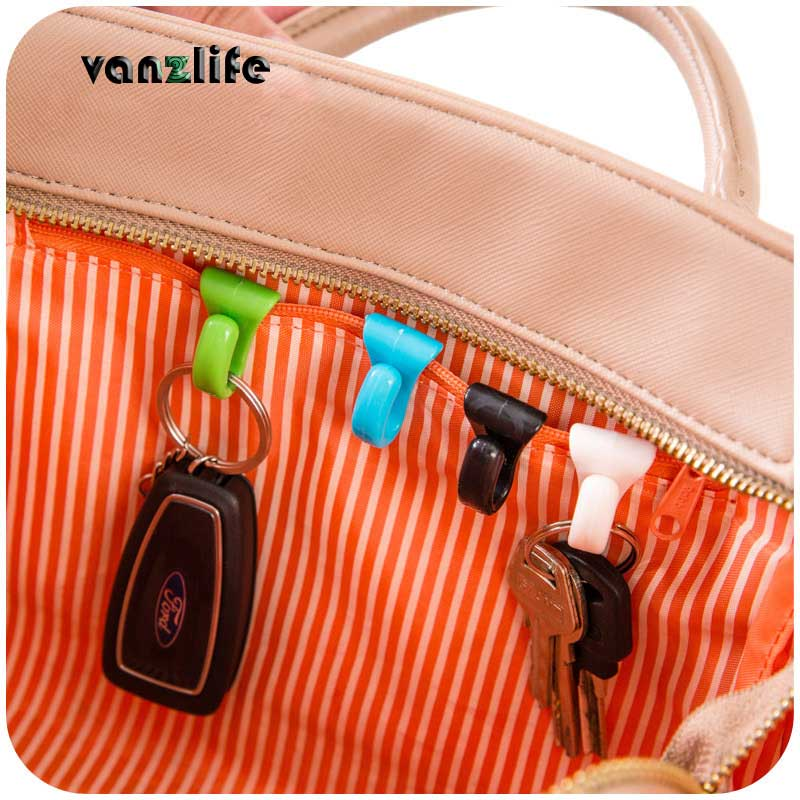 Vanzlife tragbare utility vehicle brille clip auto bills auto visier clip karte halter