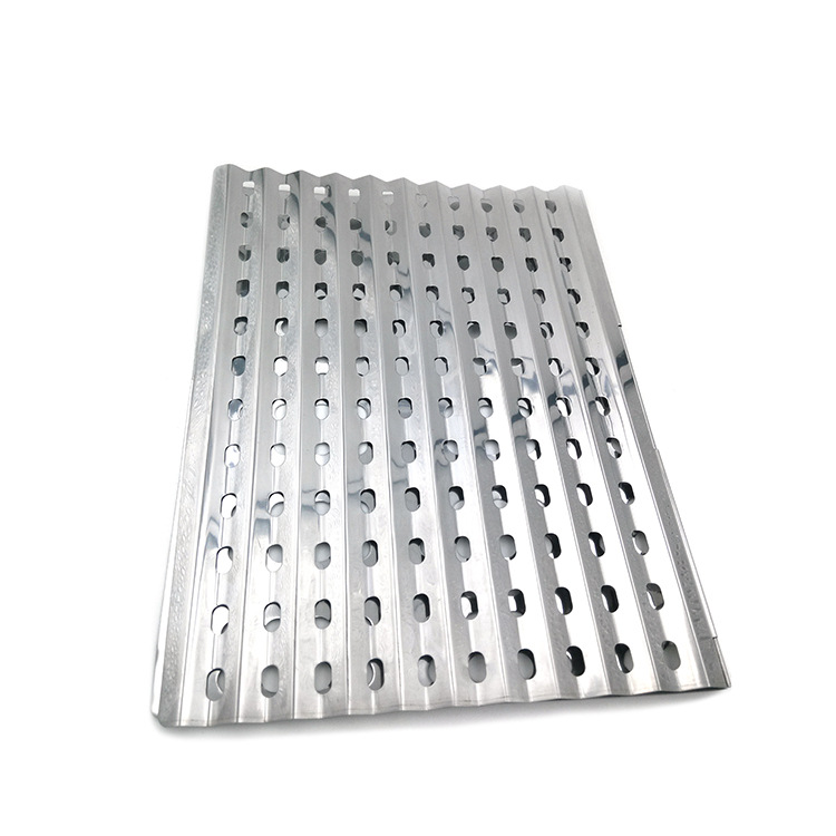 Stainless Steel Smoke Meat Replacement Mesh Wire Portable Foldable Barbecue Grill Net Mat Kitchen Camping BBQ Supplies H