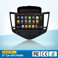 2 Din Touch Screen Android 5 1 Ram 1g Car Dvd Gps For Chevrolet Cruze 2009