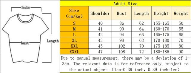 FAIRY TAIL Clothing Unisex High Quality Tshirt.