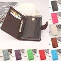 Leather Phone Case Для LENOVO A5000 Новое Прибытие Флип Бумажник Кожа Стенд С Магнитным Замком Мобильного Телефона Защитная Крышка