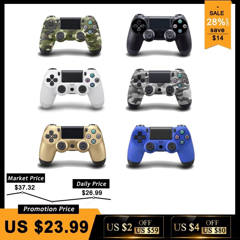 Bluetooth Controller Für SONY PS4 Gamepad Für Play Station 4 Joystick Drahtlose Konsole Für PS3 Für Dualshock Controle