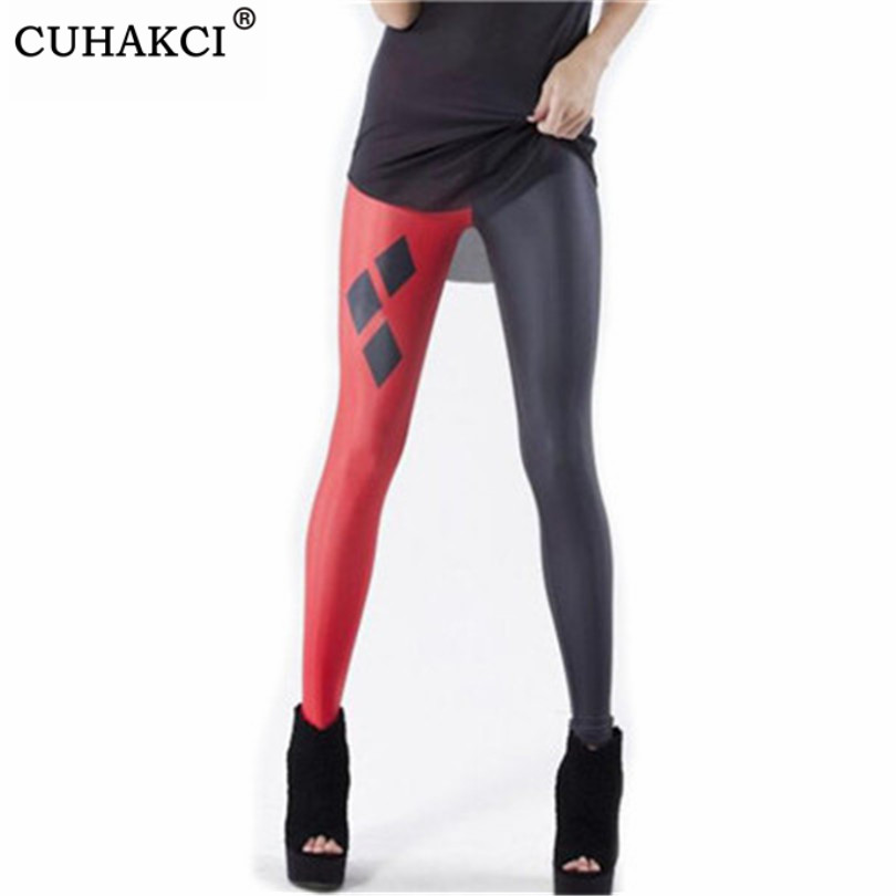 CUHAKCI 3D Printed Leggings Fitness Plus Size Trousers Workout Leggin 4XL Sexy Pants Women Printing Tree Mujer Gym Push Up Pants(China)