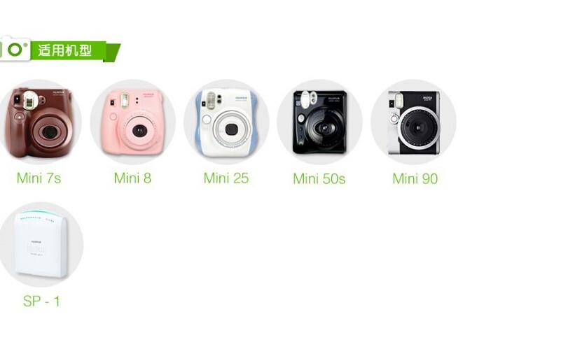 Minion Camera App : New arrival minion fujifilm instax mini 8 mini 9 film 10 sheets fuji
