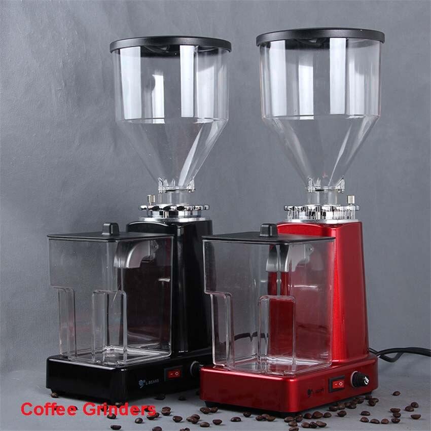 220V/50Hz electric coffee grinder 500g commercial and coffee grinder at coffee grinder grinder mill machine professional machine xeoleo electric coffee grinder commercial