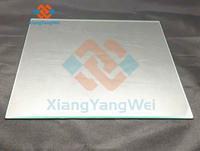MK2 Heated Bed Borosilicate Glass Plate Size 213 200 3mm Tempered 1pcs Glass Plate Only