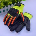 LC TPR Tactical Working Cut resistant Anti Abrasion Safety Glove self-defense supply Cut Resistant Gloves factory dieect supply