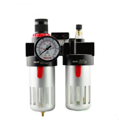 BFC4000 air supply two pieces of oil and water air filter pressure regulator valve lubricator женская сумка samsonite 34n 007 бежевый