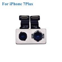 Для iPhone 7 7 Plus 8 8 Plus Модуль задней камеры гибкий кабель для iPhone X задняя камера запасная часть протестирована ОК