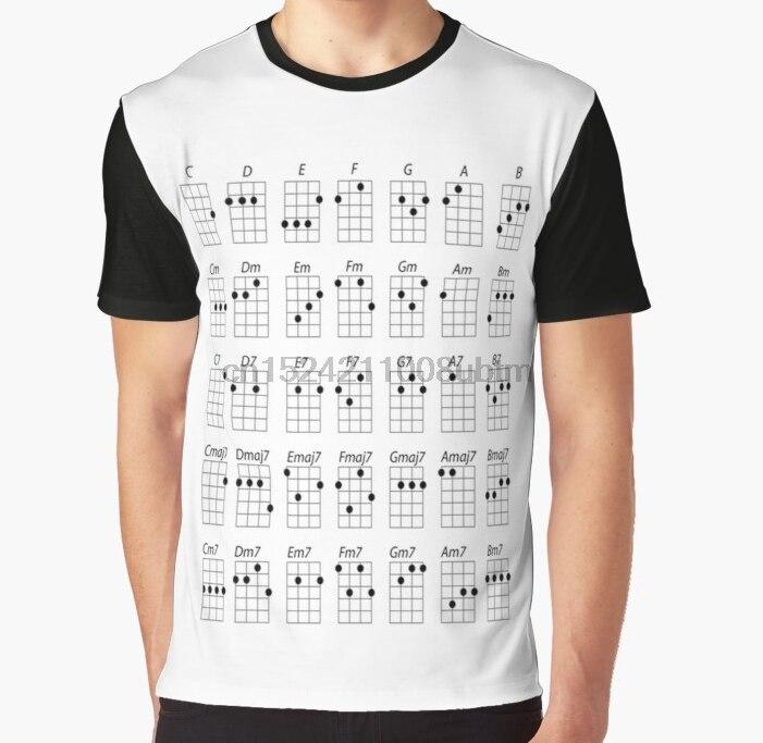 All Over Print 3D Women T Shirt Men Funny tshirt Ukulele