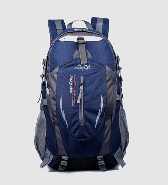 6be835961f BBPPDD 35L Waterproof Backpack Hiking Bag Cycling Climbing Backpack Travel  Outdoor Bags Men Women USB Charge Anti Theft Sports 113.4 ₪