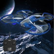 Aerial photograpghy selfie RC drone T-905C 2.4G one key return angle maintain distant management quadcopter with720P digital camera LED gentle