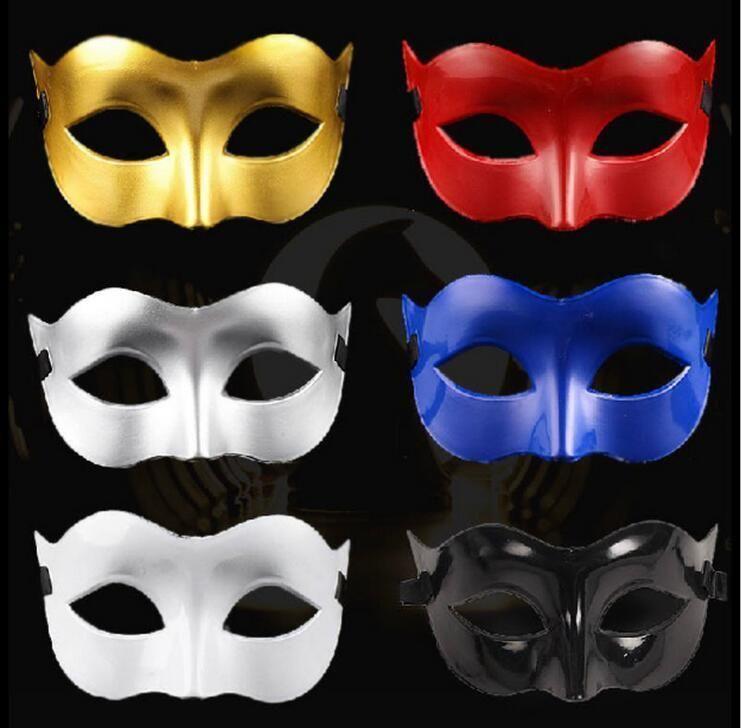 hombre caliente mscara de halloween masquerade mscaras mardi gras party danza veneciana de la cara de