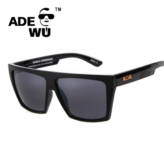 bc39cab9e Óculos De Sol Dos Homens Com Logotipo da Marca de luxo Masculino Óculos de  Sol Para