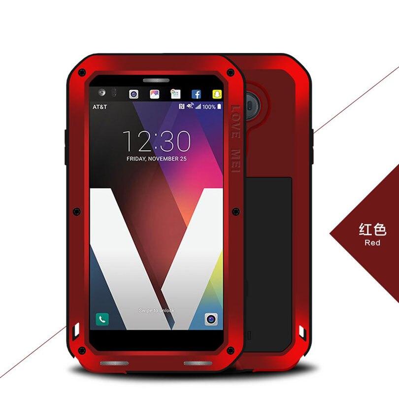 Για LG V20 5.7 INCH Original LOVE MEI Αλουμίνιο - Ανταλλακτικά και αξεσουάρ κινητών τηλεφώνων - Φωτογραφία 3