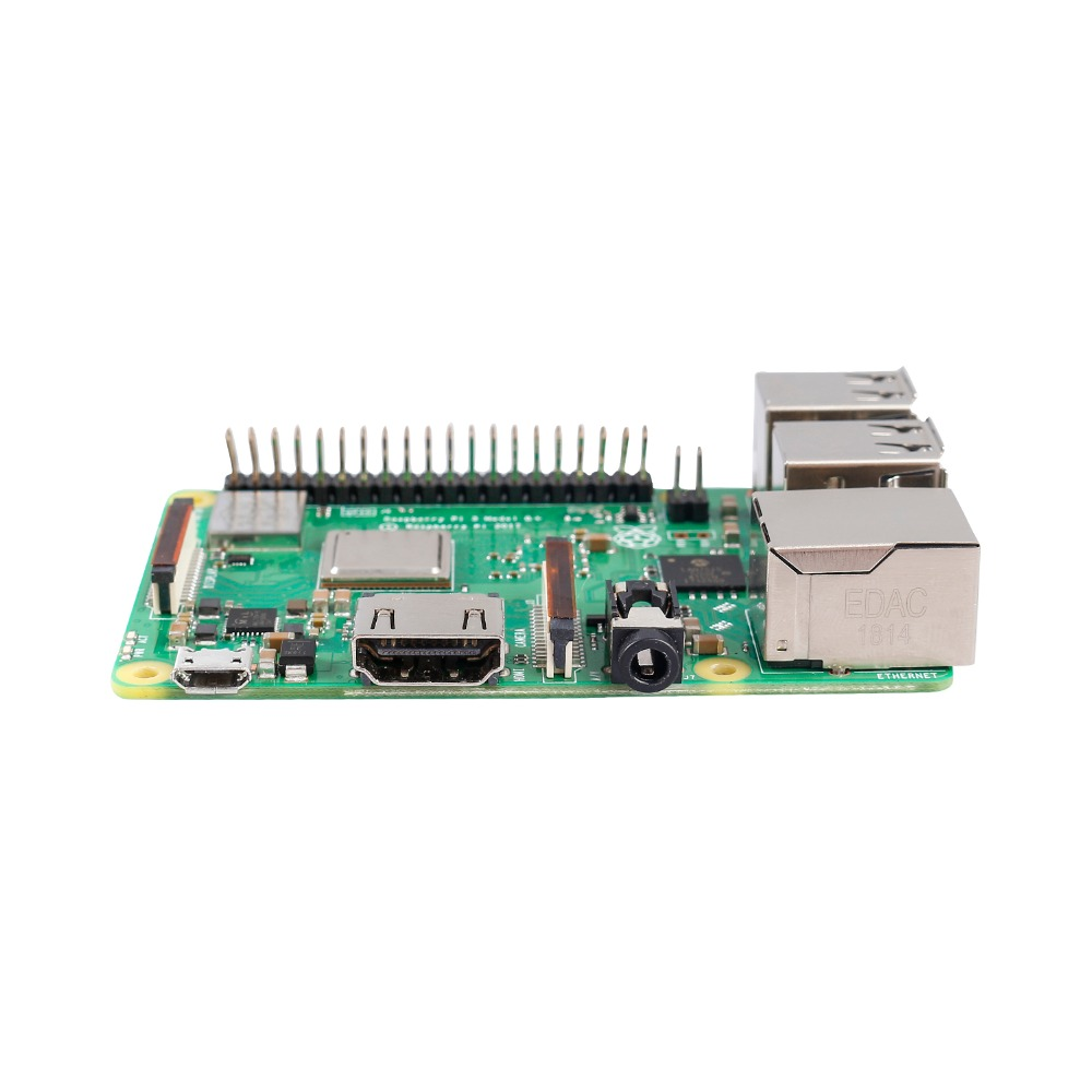 Image 2 - SunFounder Raspberry Pi 3 Model B+ Quad Core 1.4GHz 64bit CPU Third Generation Raspberry Pi 3B+-in Demo Board from Computer & Office