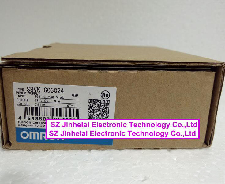 все цены на 100%New and original  S8VK-G03024  OMRON Switching power supply  1.3A онлайн