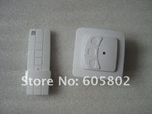Dc41 inalámbrico de un solo canal receptor y de interruptor de pared, regulador alejado dc90, 230 V 50 hz, envío gratis
