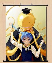 Anime Poster Wall Scroll Assassination Classroom Home Decor gift