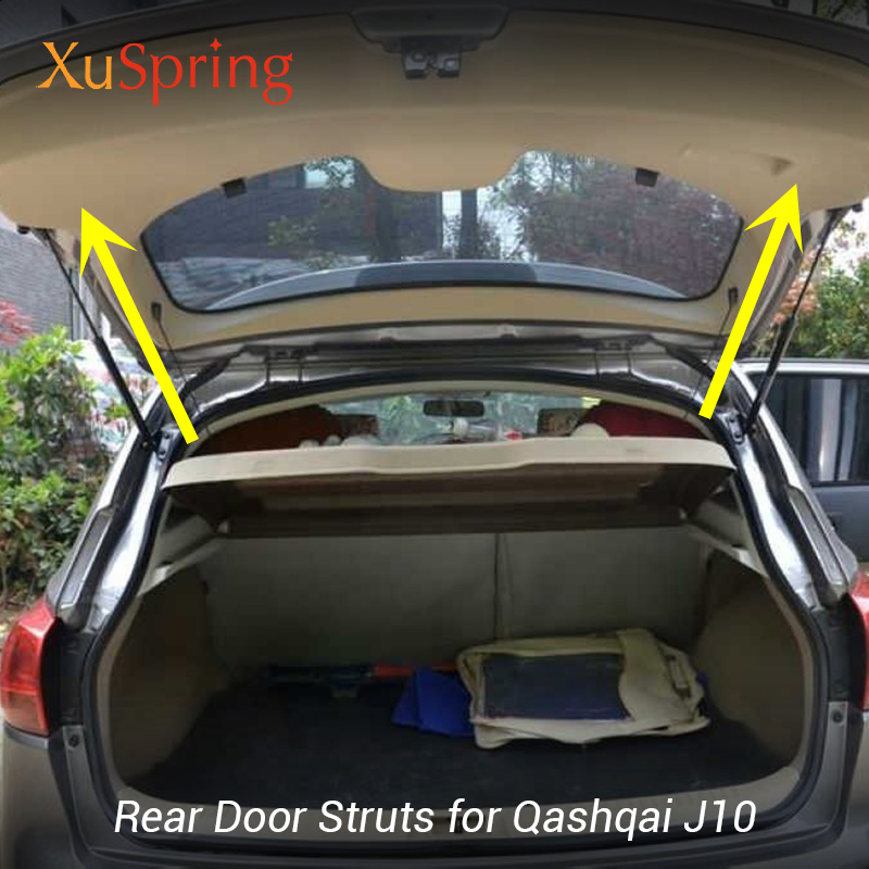 Replace Rear Door Hydraulic Rod Shock Absorber Strut Bars Trunk Spring Booster For Nissan QASHQAI J10 2007 2009 2010 2012 2013
