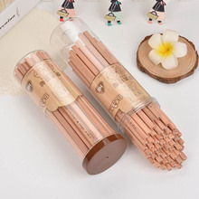50pcs pencils Black Hard HB pencil writing Stationery Wooden pencil High Quality office & school supplies stationery for school 1 pc high quality environmental wooden clipboard a4a5 writing board folder clipboards office stationery supplies