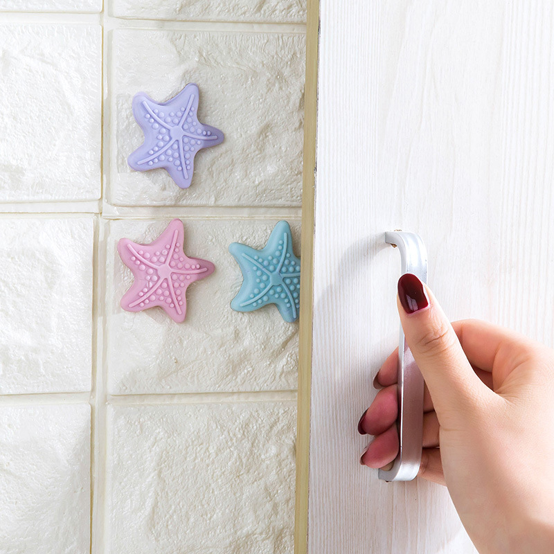 Rubber Door Stop Stoppers Safety Keeps Doors From Slamming Prevent Finger Injuries Gates Doorways