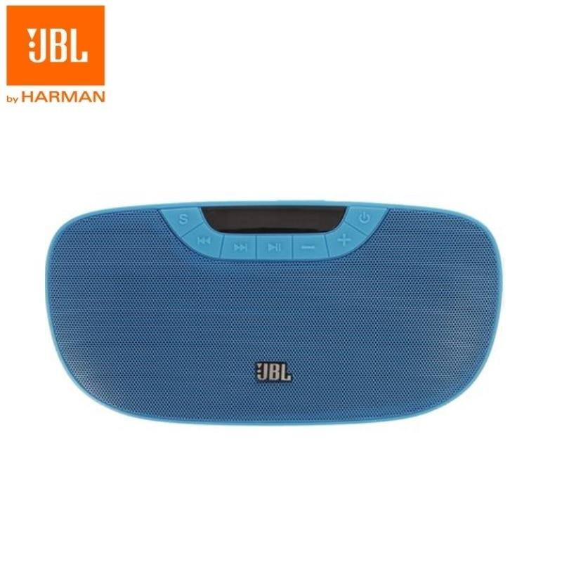 JBL SD-21 Wireless Mini Portable Bluetooth Speaker with FM Radio TCard MP3 td v26 portable mini 1 0 lcd speaker w mp3 fm radio deep pink black