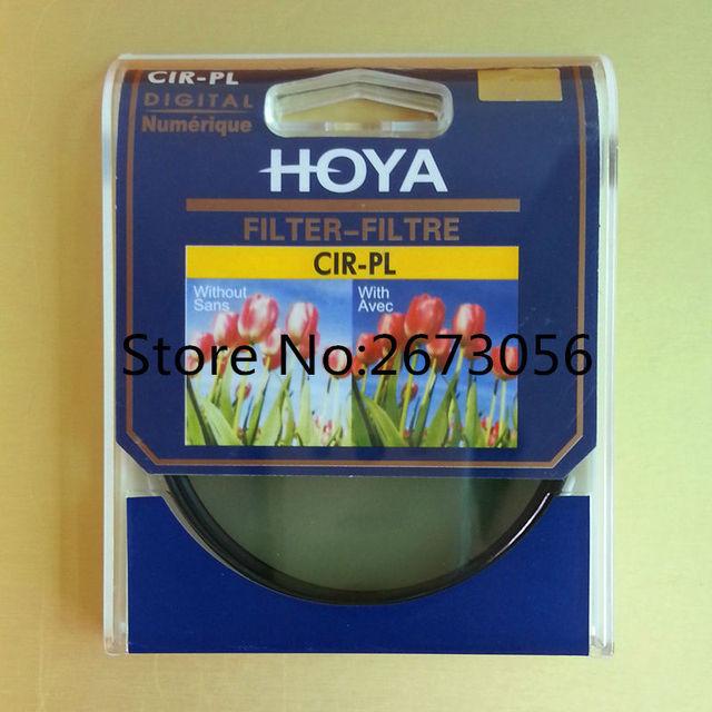 New Hoya Slim CPL 67 mm Circular Polarizing / Polarizer CIR-PL Lens Filter For Pentax Canon Nikon Sony Olympus Leica Camera Lens