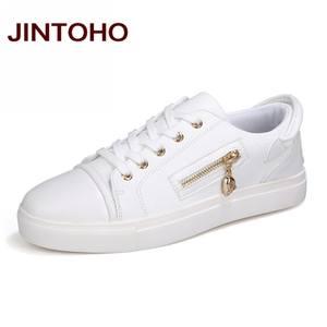b54d8704b JINTOHO White Luxury Brand Designer Men Shoes
